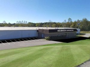Heubach Tennessee Plant